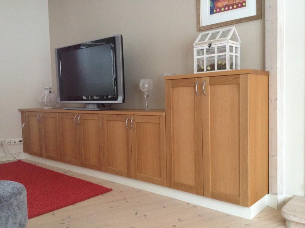 Platsbyggd möbel
